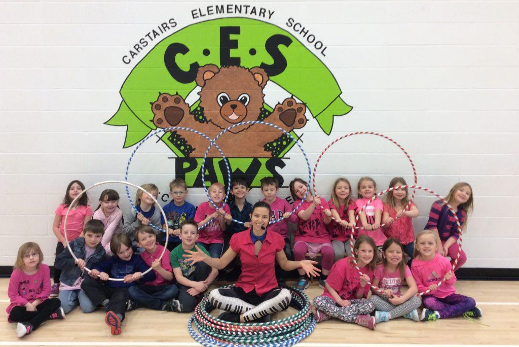 Calgary Circus Workshops